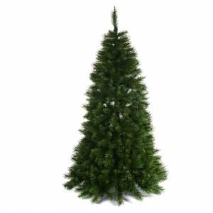 Albero di Natale 180 cm Slim verde Alexander s1