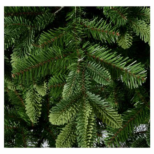 Albero di Natale 210 cm verde Poly Somerset s3