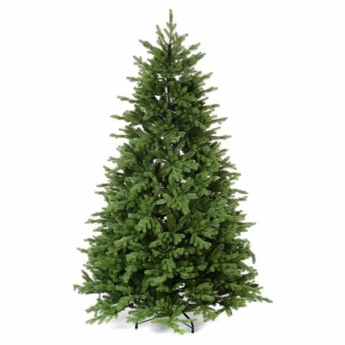 Albero di Natale 210 cm verde Princetown Poly s1