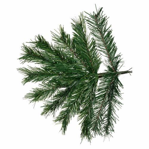 Albero di Natale 230 cm verde Bolzano s4