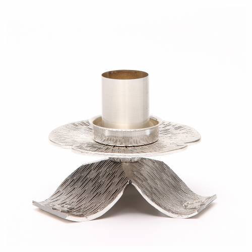 Altar candle holder with decorations s1