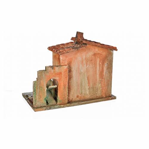 Ambientación molino belén Fontanini cm. 12 s4