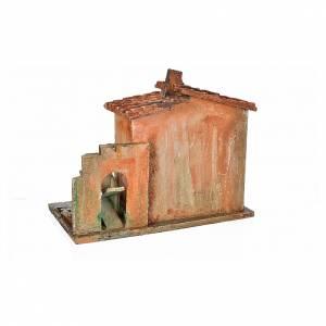 Mulini per Presepi: Ambientazione mulino presepe Fontanini cm 12
