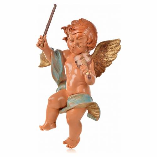 Ange au violon 22 cm Fontanini s3
