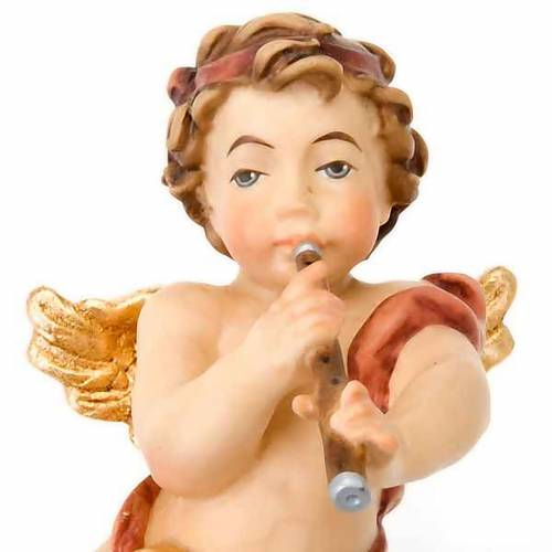 Ange avec clarinette, décoration Noel s4