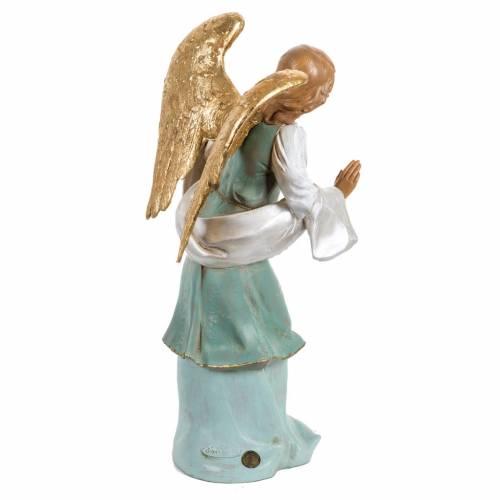 Ange debout crèche Fontanini de 45 cm s5
