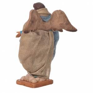 Angel standing, Neapolitan Nativity 12cm s2