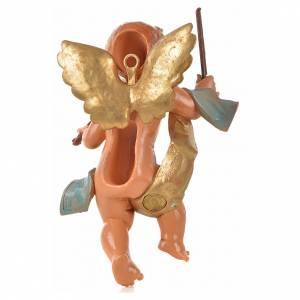 Angeli: Angelo con violino Fontanini cm 22