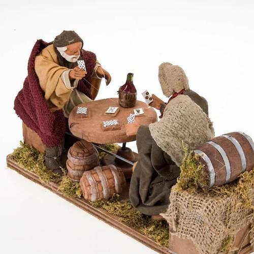 Animated nativity scene, players 12 cm s3