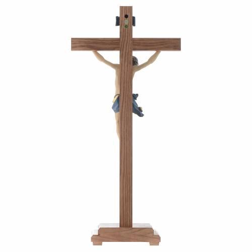 Antique gold table crucifix, Corpus model in antique gold Valgar s4