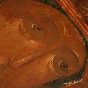 Antique icon 'Our Lady of Kazan' s4