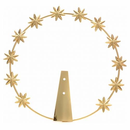 Aureola con stelle 8 punte s1