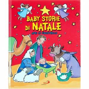 Libri per bambini e ragazzi: Baby Storie di Natale apri le finestrelle