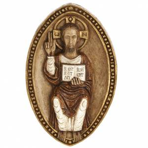 Bassorilievi pietra: Bassorilievo Gesù Il Vivente