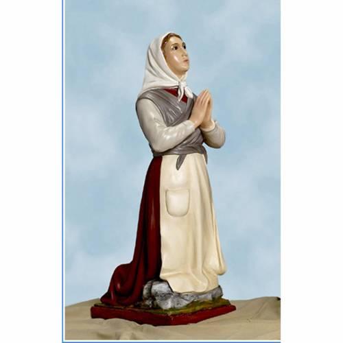 Bernadette statue in fiberglass, 70 cm by Landi 1