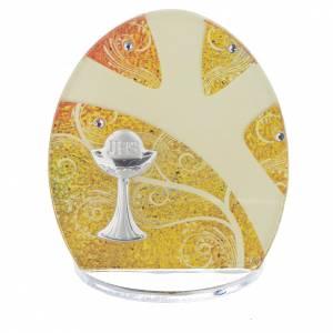Bomboniere e ricordini: Bomboniera Prima Comunione Calice Arg. 8,5 cm
