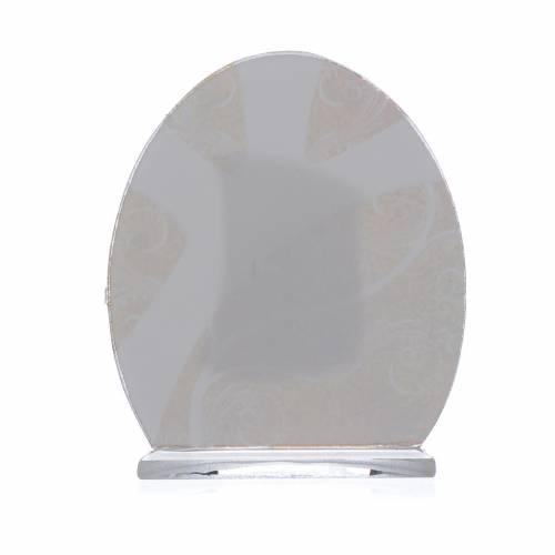 Bonbonnière Confirmation argent 8,5 cm s2