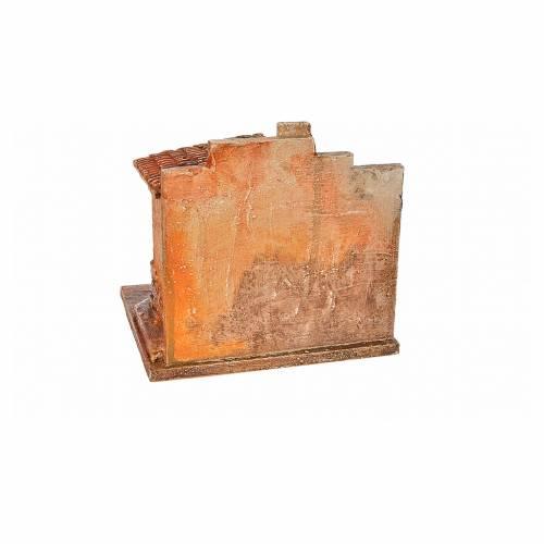 Bottega artigiana Fontanini presepe 6,5 cm s4