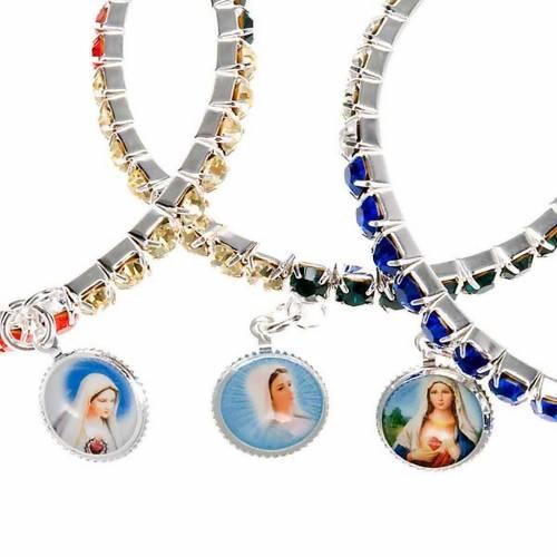 Bracelet cristal, missionnaire s5