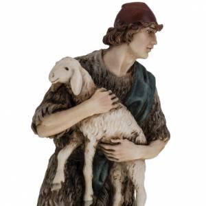 Figuras del Belén: Buen Pastor pesebre 18cm Landi