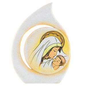 Bonbonnières: Cadre goutte Maternité 11 cm