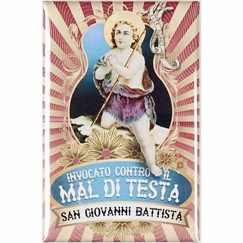 Magnete San Giovanni Battista  lux s1