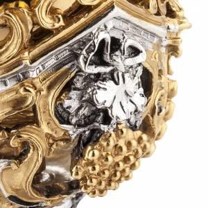 Calice argento e Pisside dorata argentata natività s11