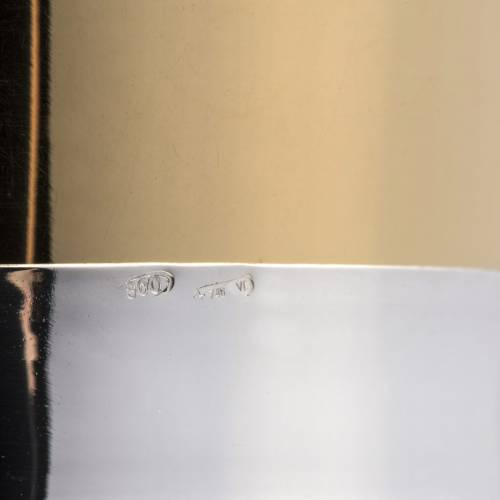 Calice e pisside argento 800 mod. Sagittario s6