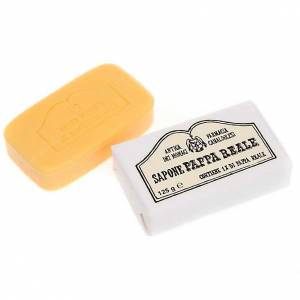 Natural shampoos, shower gels, soaps and toothpastes: Camaldoli Royal Jelly Soap (125 gr)