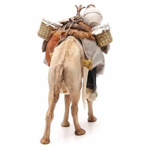 Camello con bolsas Angela Tripi 30 cm s3