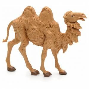 Animales para el pesebre: Camello viejo en pie 12 cm Fontanini