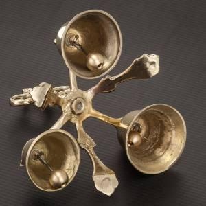 Carillon liturgique trois sons doré s3