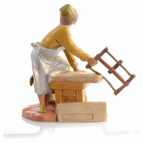 Carpintero 12 cm Fontanini s2