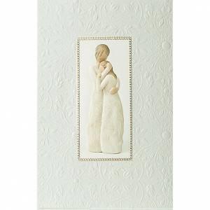 Cartes vœux: Cartes Willow Tree, près de moi 21X14