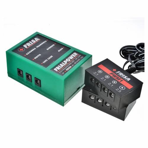 Centrale d'alimentation Frial Power (Frisa Light) pour crèche s2