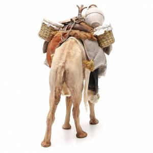 Chameau avec sacs crèche Angela Tripi 30 cm s3