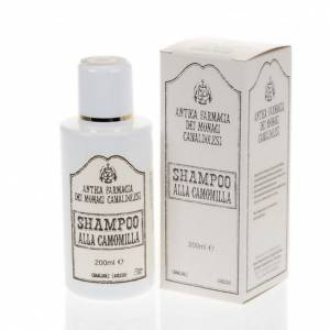 Champú naturales, Jabones  y pasta de diente: Champú de Manzanilla (200 ml)