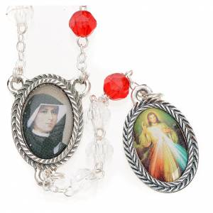 Chapelet de dévotion Divine Miséricorde s1