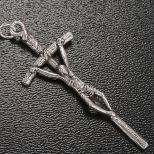 Chapelet Ghirelli Notre Dame de Paris médailles 6x8mm s4