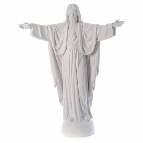 Christ the Redeemer statue in fiberglass s1