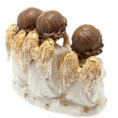 Christmas decoration angels I don't hear, see nor speak s2