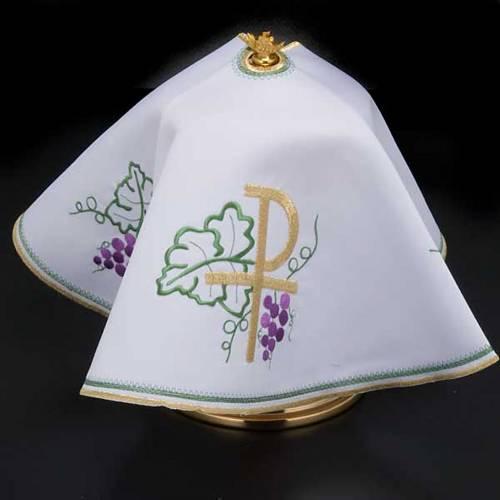 Conopeo tessuto bianco tonda spicchio XP uva 2