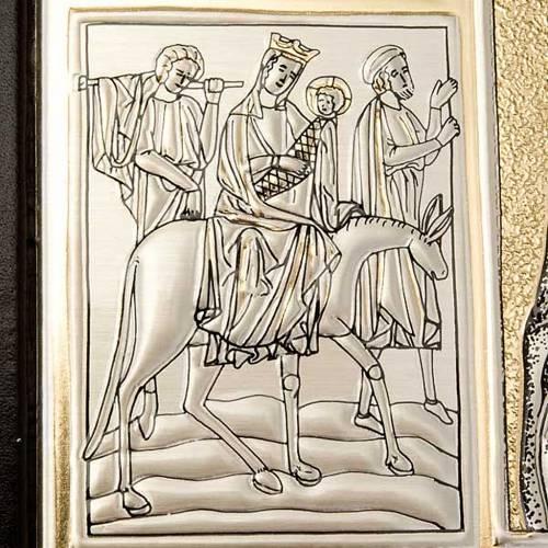 Copertina Messale con placca Cristo Pantocratore s4