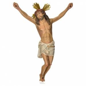 Crocifissi in legno: Corpo di Cristo