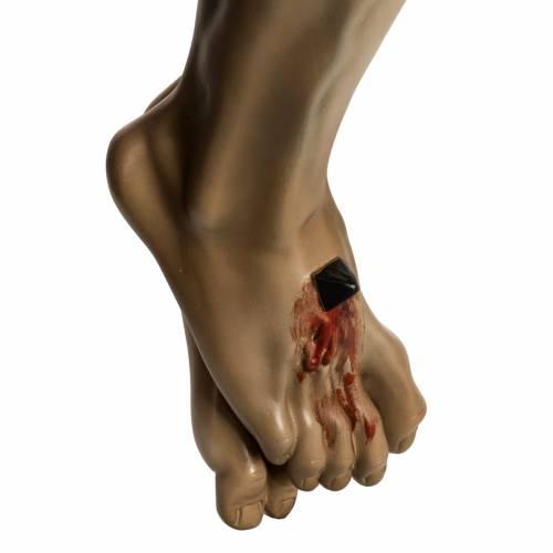 Corpo di Cristo agonia pasta di legno varie misure s4
