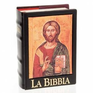 Couverture Bible Jérusalem cuir icone s5