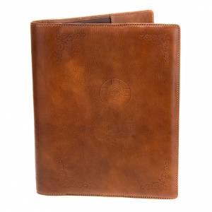 Couvertures pour lectionnaire: Couverture lectionnaire, cuir image Christ