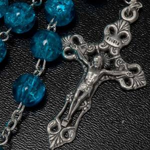 Cracked crystal rosary s2