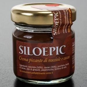 Crema piccante di nocciole e cacao 30gr Monastero Siloe s2