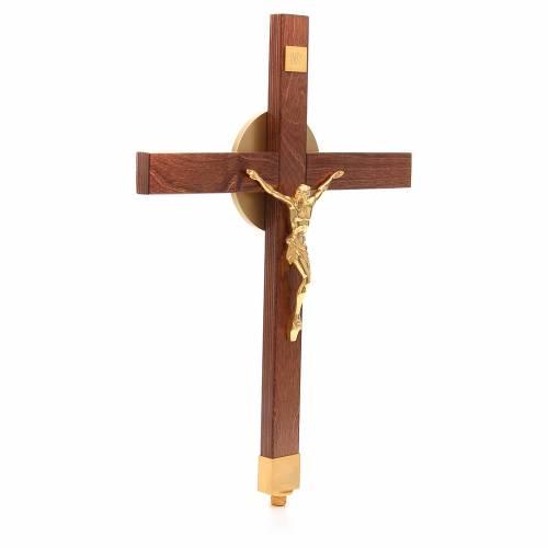 Croce astile faggio s2